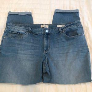Jessica Simpson plus size jeans